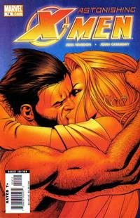 Cover Thumbnail for Astonishing X-Men (Marvel, 2004 series) #14 [Direct Edition]