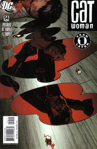 Cover Thumbnail for Catwoman (DC, 2002 series) #54
