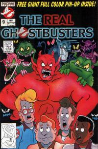 Cover Thumbnail for The Real Ghostbusters (Now, 1988 series) #9