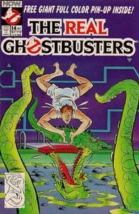 Cover for The Real Ghostbusters (Now, 1988 series) #14