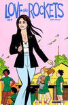 Cover for Love and Rockets (Fantagraphics, 2000 series) #5