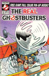 Cover for The Real Ghostbusters (Now, 1988 series) #22