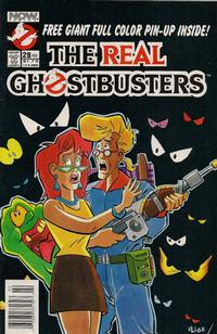 Cover Thumbnail for The Real Ghostbusters (Now, 1988 series) #28