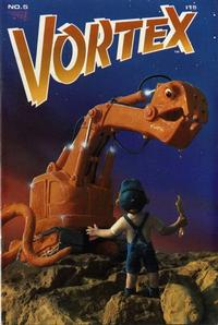 Cover Thumbnail for Vortex (Vortex, 1982 series) #5