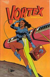 Cover Thumbnail for Vortex (Vortex, 1982 series) #11