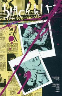 Cover Thumbnail for Black Kiss (Vortex, 1988 series) #8