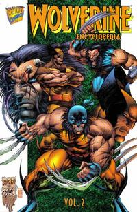 Cover Thumbnail for Wolverine Encyclopedia (Marvel, 1996 series) #2