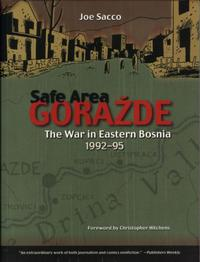 Cover Thumbnail for Safe Area Goražde (Fantagraphics, 2001 series)