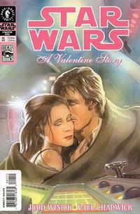 Cover Thumbnail for Star Wars: A Valentine Story (Dark Horse, 2003 series)