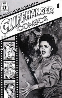 Cover Thumbnail for Cliffhanger Comics (AC, 1990 series) #1
