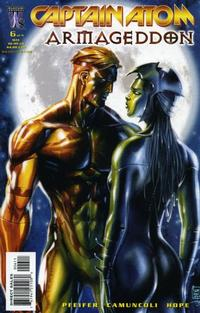 Cover Thumbnail for Captain Atom: Armageddon (DC, 2005 series) #6