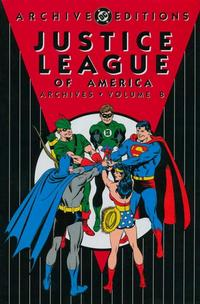 Cover Thumbnail for The Justice League of America Archives (DC, 1992 series) #8