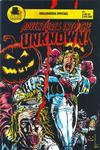 Cover for Adventures into the Unknown Halloween Special (A-Plus Comics, 1991 series) #1