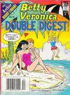 Cover for Betty and Veronica Double Digest Magazine (Archie, 1987 series) #52