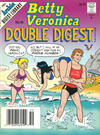 Cover for Betty and Veronica Double Digest Magazine (Archie, 1987 series) #59 [Newsstand]