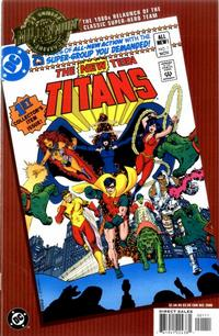 Cover Thumbnail for Millennium Edition: The New Teen Titans 1 (DC, 2000 series)