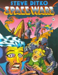 Cover Thumbnail for Steve Ditko: Space Wars (Vanguard Productions, 2005 series)