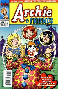 Cover Thumbnail for Archie &amp; Friends (Archie, 1992 series) #98