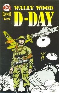 Cover Thumbnail for D-Day (Avalon Communications, 2000 series) #1
