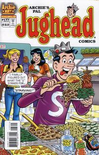 Cover Thumbnail for Archie's Pal Jughead Comics (Archie, 1993 series) #177