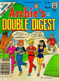 Cover Thumbnail for Archie's Double Digest Magazine (Archie, 1984 series) #16