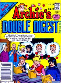 Cover Thumbnail for Archie's Double Digest Magazine (Archie, 1984 series) #27