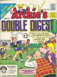 Cover Thumbnail for Archie's Double Digest Magazine (Archie, 1984 series) #41