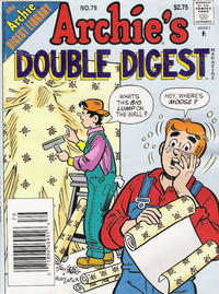 Cover Thumbnail for Archie's Double Digest Magazine (Archie, 1984 series) #79