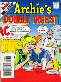 Cover Thumbnail for Archie's Double Digest Magazine (Archie, 1984 series) #88 [Direct]