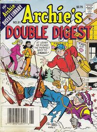 Cover Thumbnail for Archie's Double Digest Magazine (Archie, 1984 series) #91