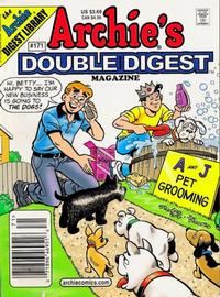 Cover Thumbnail for Archie's Double Digest Magazine (Archie, 1984 series) #171
