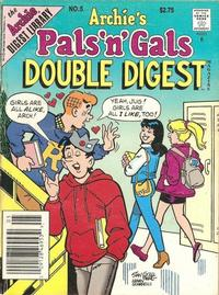 Cover Thumbnail for Archie's Pals 'n' Gals Double Digest Magazine (Archie, 1992 series) #5
