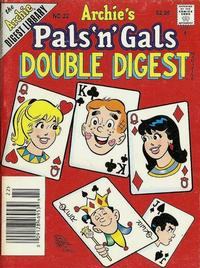 Cover Thumbnail for Archie's Pals 'n' Gals Double Digest Magazine (Archie, 1992 series) #22