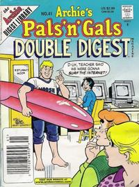 Cover for Archie's Pals 'n' Gals Double Digest Magazine (Archie, 1992 series) #41