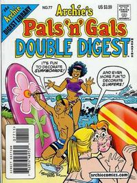 Cover Thumbnail for Archie's Pals 'n' Gals Double Digest Magazine (Archie, 1992 series) #77