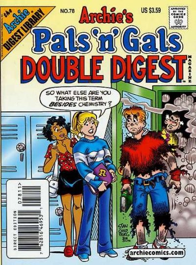 Cover for Archie's Pals 'n' Gals Double Digest Magazine (Archie, 1992 series) #78