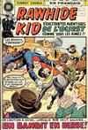 Cover for Rawhide Kid (Editions Héritage, 1970 series) #9