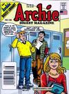 Cover for Archie Comics Digest (Archie, 1973 series) #186