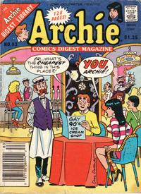 Cover Thumbnail for Archie Comics Digest (Archie, 1973 series) #83