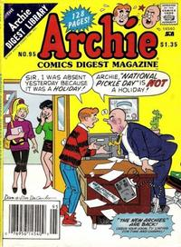 Cover Thumbnail for Archie Comics Digest (Archie, 1973 series) #95