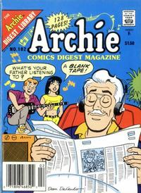 Cover Thumbnail for Archie Comics Digest (Archie, 1973 series) #102