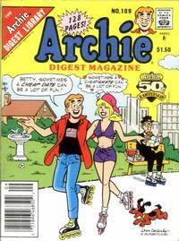 Cover Thumbnail for Archie Comics Digest (Archie, 1973 series) #109