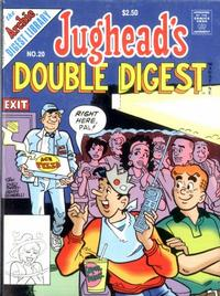 Cover Thumbnail for Jughead's Double Digest (Archie, 1989 series) #20 [direct]