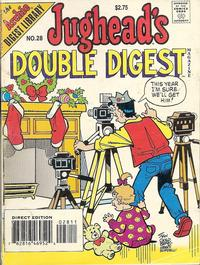 Cover for Jughead's Double Digest (Archie, 1989 series) #28