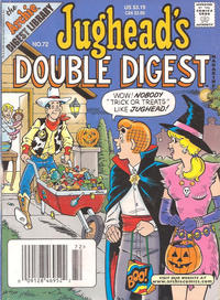 Cover Thumbnail for Jughead's Double Digest (Archie, 1989 series) #72