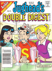 Cover Thumbnail for Jughead's Double Digest (Archie, 1989 series) #74