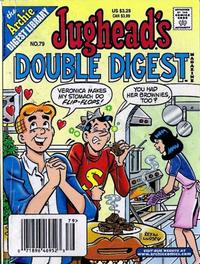Cover for Jughead's Double Digest (Archie, 1989 series) #79
