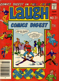 Cover Thumbnail for Laugh Comics Digest (Archie, 1974 series) #21
