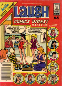 Cover Thumbnail for Laugh Comics Digest (Archie, 1974 series) #43