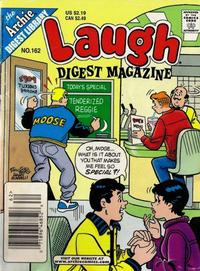 Cover Thumbnail for Laugh Comics Digest (Archie, 1974 series) #162